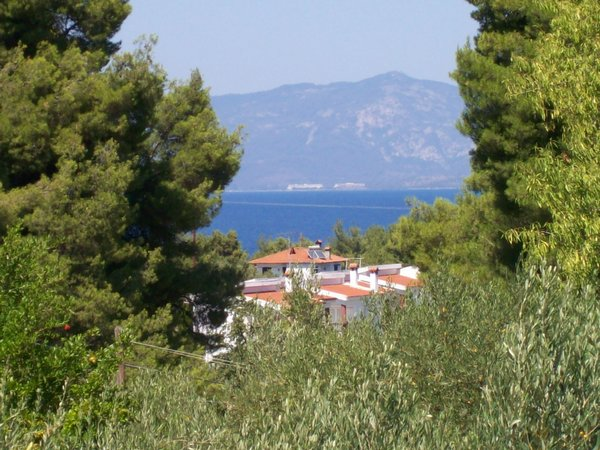 FLAT FOR RENT for Sale - CHALKIDIKI 1ST FOOT