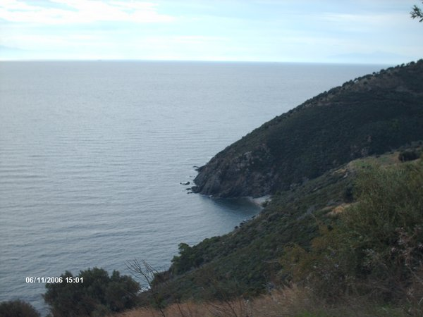 LAND for Sale - CHALKIDIKI 1ST FOOT